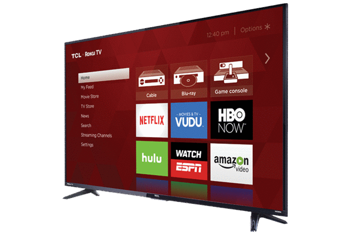 "TCL 55"" Class S-Series LED FHD TV - FS3750  - Angle View"