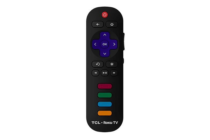"TCL 40"" Class 3-Series FHD LED Roku Smart TV - Remote"