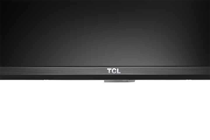 "TCL 50"" CLASS 4-SERIES 4K UHD HDR LED SMART ANDROID TV - 50S434 Bezel"