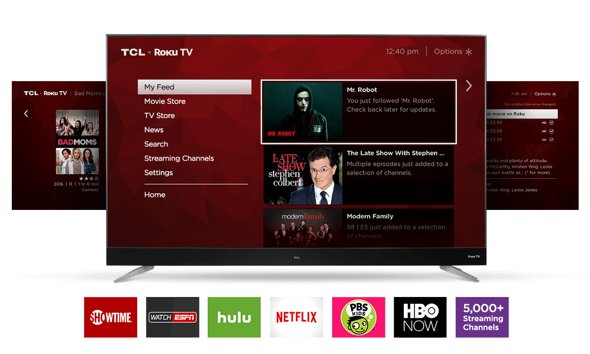 TCL Roku TV C-Series C807