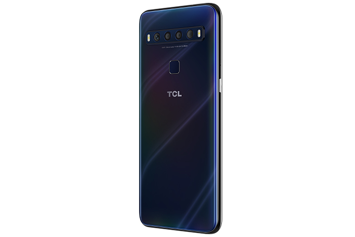 TCL 10L - T770B Back Right