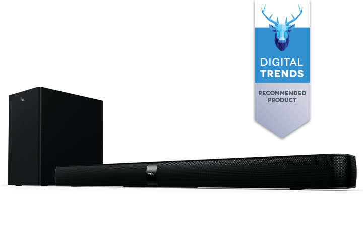 "TCL 36"" Alto 7+ 2.1 Channel Sound Bar with Wireless Subwoofer - TS7010"