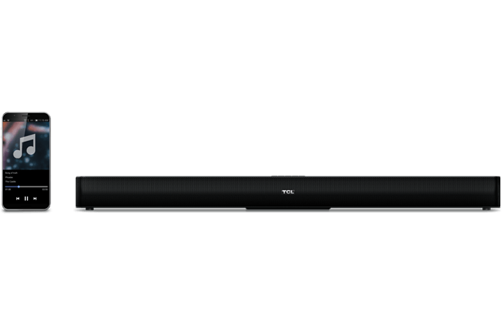 "TCL 32"" Alto 5 2.0 Channel Sound Bar - TS5000 - Wireless Music"