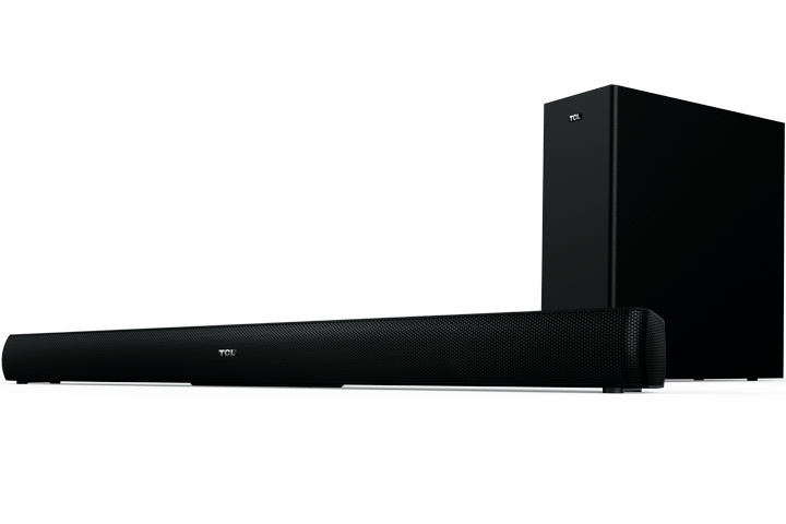 "TCL 32"" Alto 5 Plus 2.1 Channel Sound Bar with Wireless Subwoofer - TS5010"