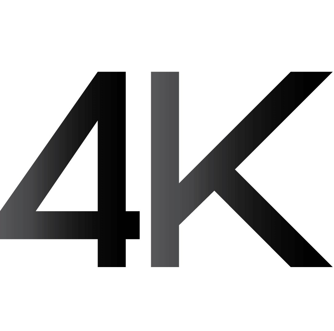 4K PICTURE RESOLUTION