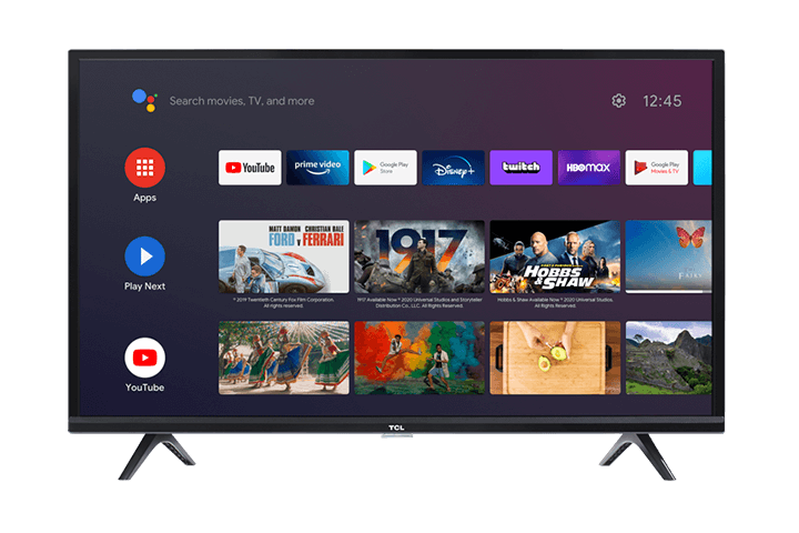 3-Series Android TV