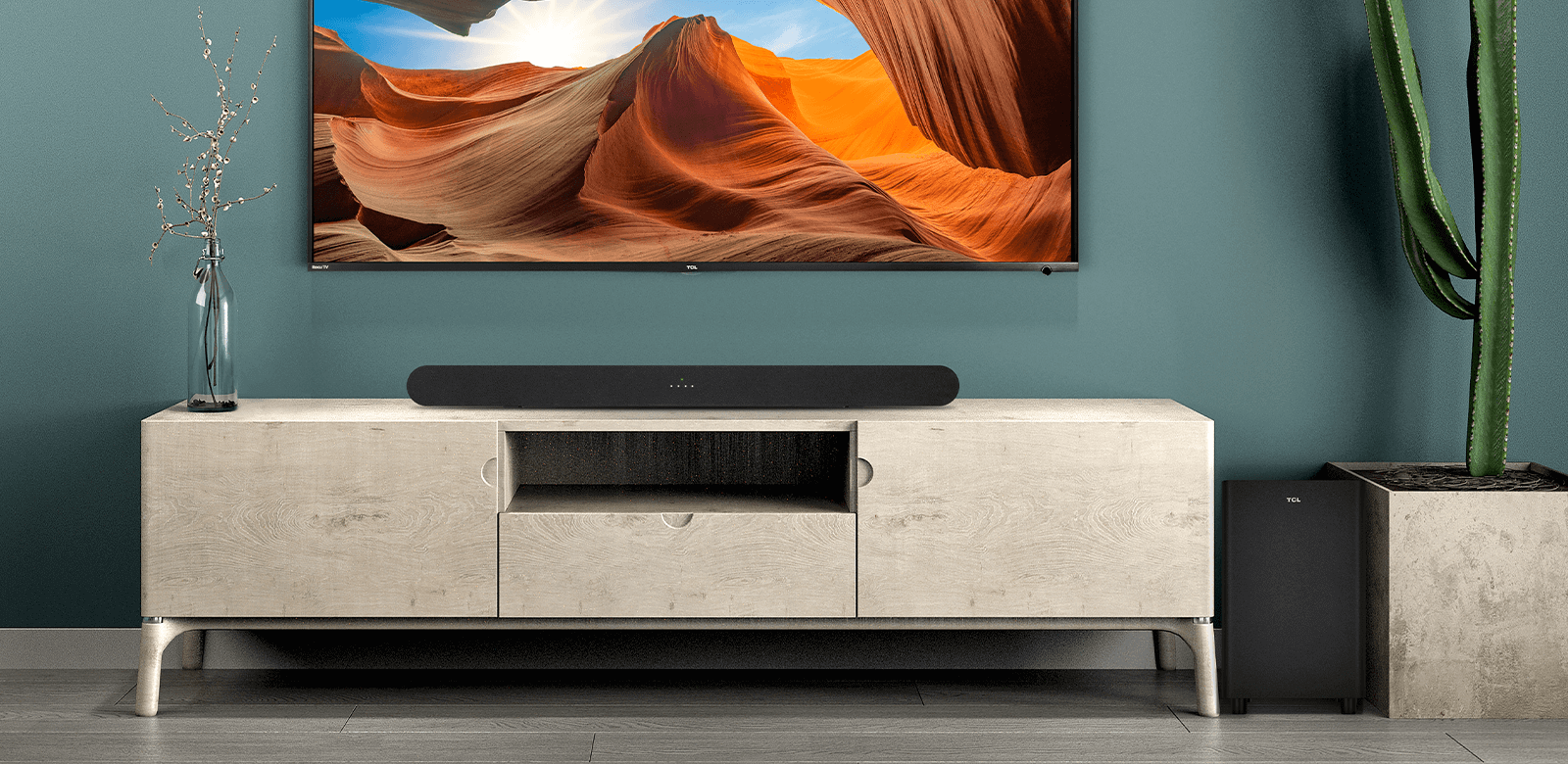 Alto 6 Roku TV Ready Sound Bar